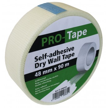 PROTAPE Tape fiber self-collar - 48 mm x 90 m\n Tapes
