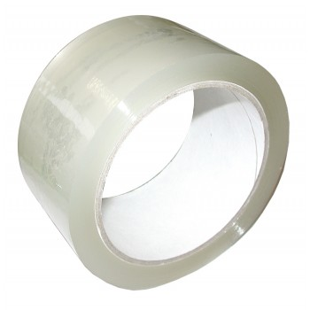 SUPERTAPE Packing Tape Transparent Acrylic PP - 50mm x 66m\n Tapes