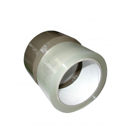 SUPERTAPETape d'emballage brun PP acrylique - 50 mm x 66 m\nAdhésifs