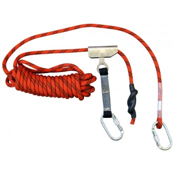 SECURX Secur-Line - 10 m Ropes and automatic fall arrest devices