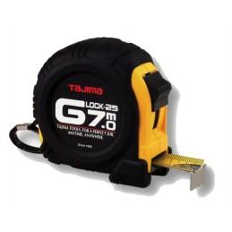 TAJIMA G-LOCK tape measure 10m x 25mm\n Rules