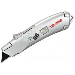 TAJIMAV-REX couteau de sécurité 60 x 0,7 mm avec retour automatique\nCouteaux, cutters et lames
