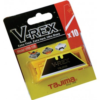 TAJIMA Trapezoidal blades 60 x 0.70 mm V-REX - per 10 pieces\n Knives, cutters and blades