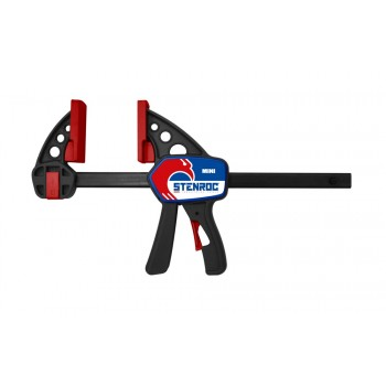 STENROC MINI POWER Clamp, Greenhouse / Spreaders - 150 mm\n Spring Clamp