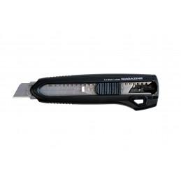 TAJIMA Cutter 18 mm ALUMINIST LINE anti-slip\n Knives, cutters and blades