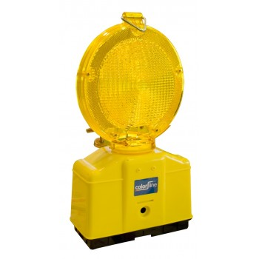 LUMX luminaire luminaire Ø 180 mm - DUO - LED - yellow\n Road signs