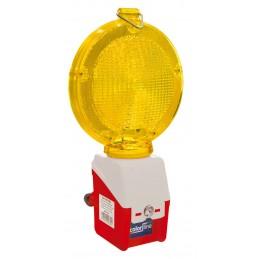 LUMX Flashing light Ø 180 mm - 1000 LED - yellow Road signs