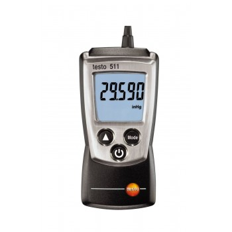 Testo 511, absolute pressure, pressure and barometric altitude measurement Multidetector