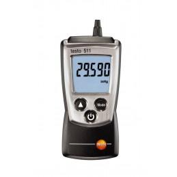 Testo 511 - Mesure de pression absolue et d'altitude barométriqueMesure
