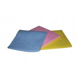 BATI-CLEANLavettes synthétiques 400 x 380 mm emballès par 3 pièces\nEponges et torchons