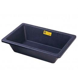 MONDELIN Mortar container rectangular rubber PROCHOK 35 L - black Home
