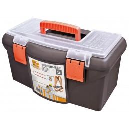 SECURX Secur-Set 5 kit basic de retenue nacelleHarnais de sécurité