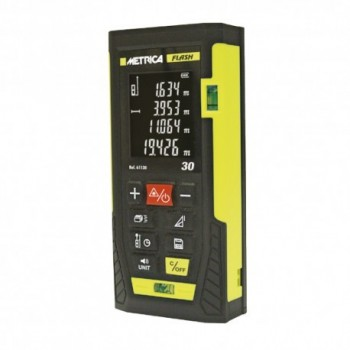 Metrica Laser measurer Flash 30 Laser distance measurers