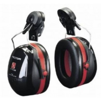 OPTIME III COQUILLES CASQUE+ADAPT.P3EV-2Protections auditives