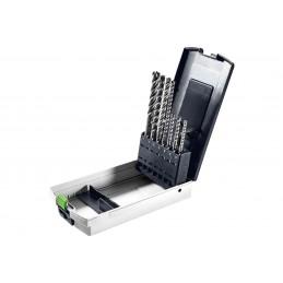 Festool HAMMER DRILL SET SDS-Set D5-D12 - 7 Drills Set
