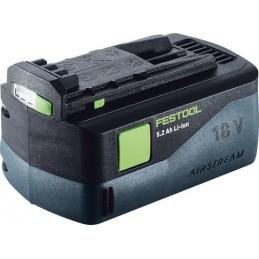 Festool Battery BP 18 Li 5,2 AS Accessories