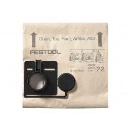 Festool FILTER BAG FIS-CT -...
