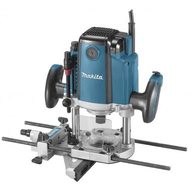 Makita RP1800FX1J - Défonceuse 12mm 1850W + acc suppl + MAKPAC.Défonceuses et affleureuses
