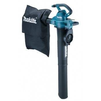 Makita UB0801V - Blower / vacuum cleaner 1650W 7.1 m³ / min + bag collector. Blowers