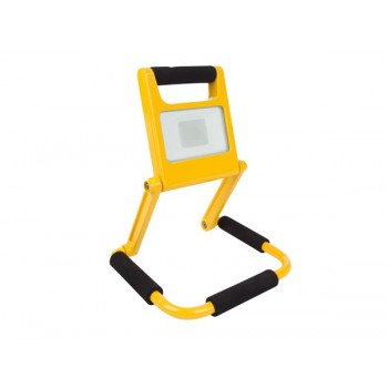 FLOODLIGHT CONSTRUCTION SITE RECHARGEABLE 10W Drilling, screwdriving, chiselling, bolting