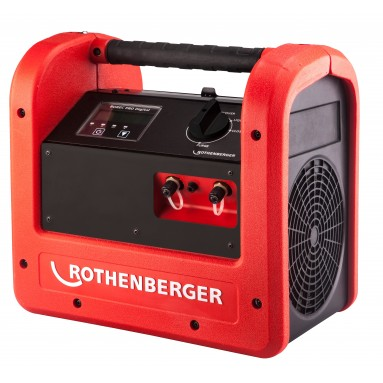 Rothenberger ROREC Pro Digital + ROLEAK Pro Freezers, fridges