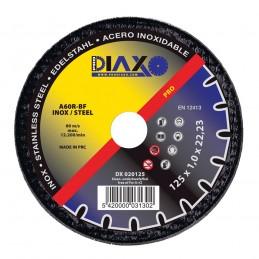 PRODIAXO INOX cutting disc Ø 230 x 2.0 mm A60R-BF - Pro Construction Sanding pads