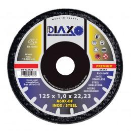 PRODIAXO INOX cutting disc Ø 115 x 1.0 mm A60X-BF - Premium Construction Sanding pads