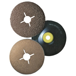 PRODIAXO Rubber backing pad Ø 125 mm x M14 Sanding pads
