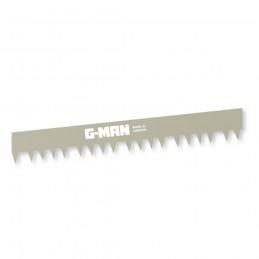 G-MAN Bracket saw blade, dry wood - 760 mm (EX IR XP3020-762) Accessories and saw blades
