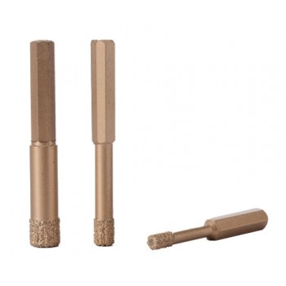 PRODIAXO Dry drill bit - Ø 8 mm - CD-D555 Wax Dry drilling