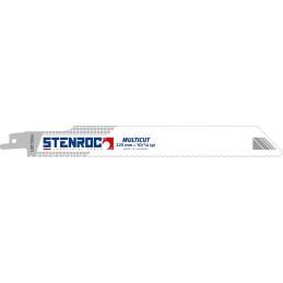 STENROC Reciprocating saw blade MULTICUT (5pcs) - UM700BI, 150x25x0.9mm x 10-14tpi Home