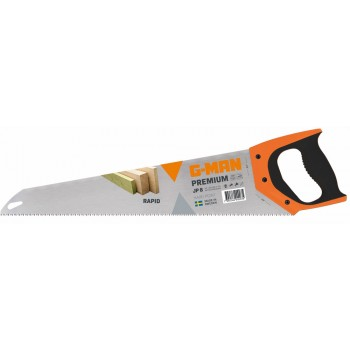 G-MAN PREMIUM 229H RAPID hand saw, 8 TPI - 450 mm (EX IR 10505539) Specific Saws
