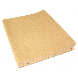 PRODIAXO Sanding pad P80 - 230 x 280 mm - yellow Finishing Tools