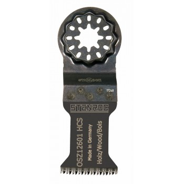 STENROC Saw blade STARLOCK OSZ126, Japanese tooth. 35 x 50 mm x 100 pcs. - HCS-CV Multi-tools accessories