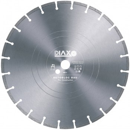 PRODIAXO Diamond Disc BETOBLOC BAU - 750 x 60.0-40.0 mm - Pro Construction Home