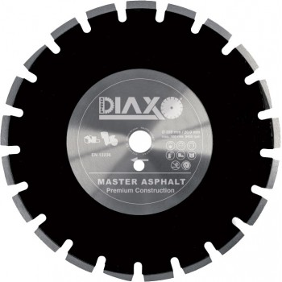PRODIAXO MASTER ASPHALT diamond wheel - 400 x 25.4 mm - Premium Construction Home