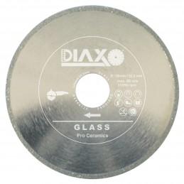 PRODIAXO GLASS diamond wheel - 230 x 25.4 mm - Pro Ceramics Home