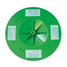 EIBENSTOCK Basic backing pad for EPG 400 - 370 mm Accessories for polishing