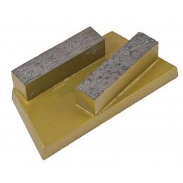EIBENSTOCK Diamond segments - Concrete - set of 5 pieces for EBS 235.1 Home