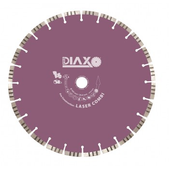 PRODIAXO Diamond Disk LASER COMBI - 300 x 20.0 mm - Pro Construction Diamond tools and accessories