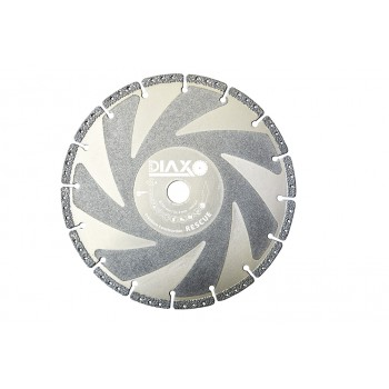 PRODIAXO RESCUE diamond wheel - 230 x 22.2 mm - Premium Construction Diamond dry-cutting saws