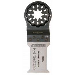 STENROC Saw blade STARLOCK OSZ157, FINE. 30 x 50 mm x 100 pcs. - BiM Multi-tools accessories