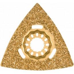 STENROC Triangular-grater STARLOCK OSZ001,HM Grit, 80x80x80 mm, per 1 piece. Sanding pads