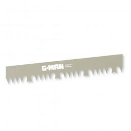 G-MAN Bracket saw blade, green wood - 530 mm (EX IR XP3024-533) Accessories and saw blades