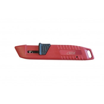 SOLID Safety cutter with reminder Knives, cutters and blades