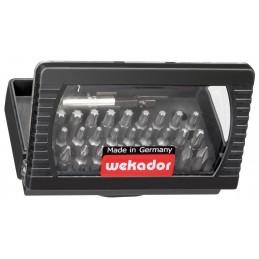 WEKADOR Set CLIPBOX 31-pièces Professional - PH-PZ-TORX® (EX CS 02075)Accueil