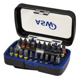 WEKADOR IMPACT Magnetic bit holder 1-4 x 51 mm Bits Sets