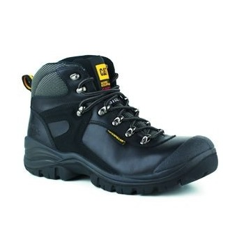 CATERPILLAR PNEUMATIC S3 BLACK Safety Shoes