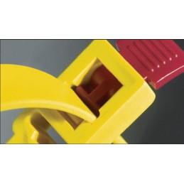 ITW SPEEDY TIE 750 x 13 x 210mm - jauneAccueil