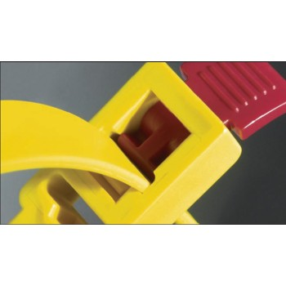 ITW SPEEDY TIE 750 x 13 x 210 mm - yellow Home